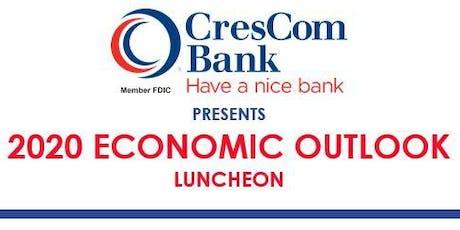 2020 Economic Outlook Luncheon tickets