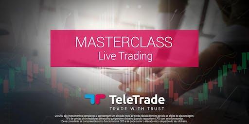 MASTERCLASS Prática - Live Trading