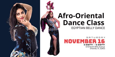 Orlando Afro-Oriental Dance - Egyptian Belly Dance
