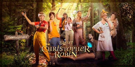 FLIX - Spexet Christopher Robin