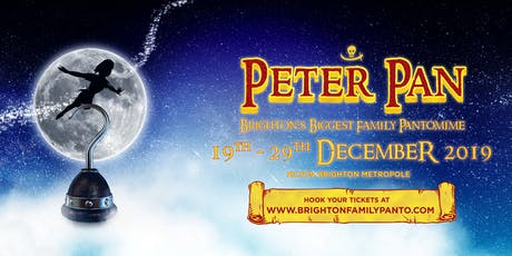 PETER PAN: 19/12/19 - 14:00 Performance (Preview Show)  tickets