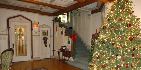 ESSEX COUNTY EXECUTIVE DIVINCENZO INVITES THE PUBLIC TO TAKE A HOLIDAY CANDLELIGHT TOUR OF ESSEX COUNTY KIP'S CASTLE tickets