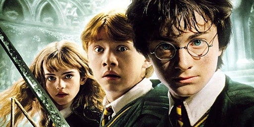 Harry Potter and the Chamber of Secrets: OUTDOOR CINEMA