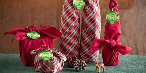 Reusable Gift Wrap Workshop