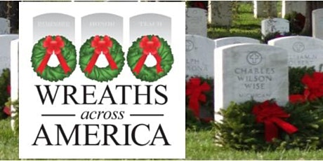 Wreaths Across America at Evergreen Memorial Historic Cemetery tickets