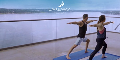 Complimentary Saturday YOGA at Lakeway Resort and Spa tickets
