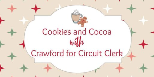 Cookies and Cocoa for Crawford