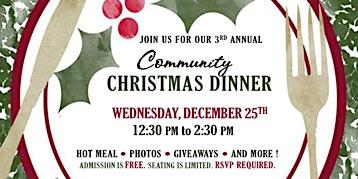2019 Shiloh Community Christmas Dinner