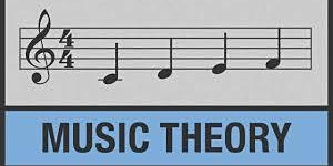 Music Theory Group ADULTS (8 Classes) with Eric Seidl