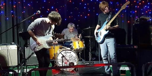 Glan Aber Big New Year's eve bash featuring 'Cry Band'