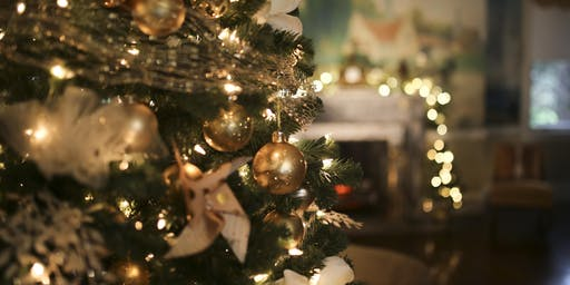 Christmas Trees and Candlelight with the Butler and the Lady's Maid: Dec 7