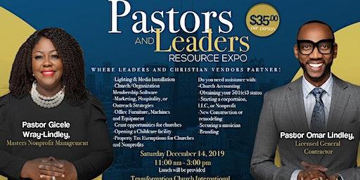 PASTORS & LEADERS RESOURCE EXPO