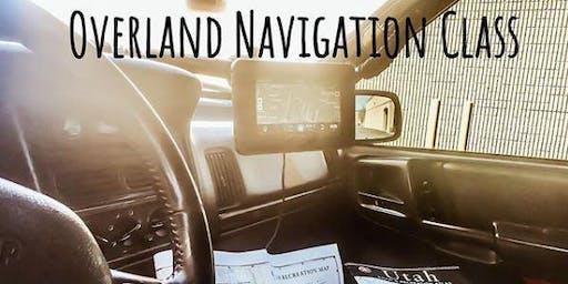 Overland Navigation Class