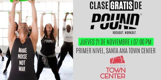Clase GRATIS | En Santa Ana Town Center