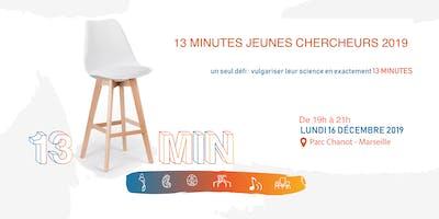 Treize Minutes Jeunes Chercheurs 2019