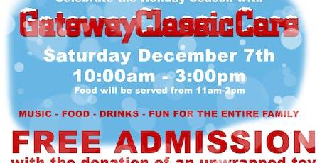 Gateway Classic Cars Customer Appreciation Holiday Party - Atlanta tickets