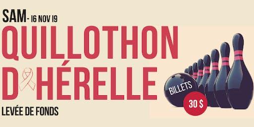 QUILLOTHON D'HÉRELLE 2019 - LEVÉE DE FONDS