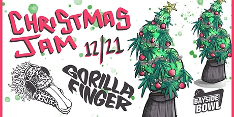 Gorilla Finger Dub w/s/g Merther (Annual Holiday Show!) tickets