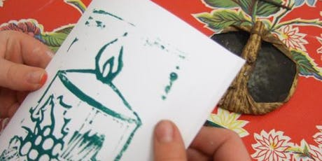 Special Christmas Craft Club - Card Printing. Suitable for ages 5 - 12 years tickets
