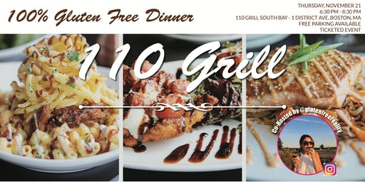 100% Gluten Free Dinner at 110 Grill South Bay