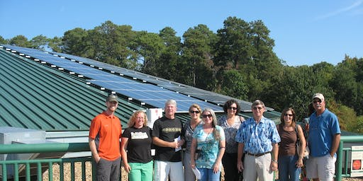 Hampton Roads Solar and EV Charger Co-op Info Session