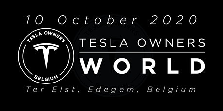 Tesla Owners World 2020 tickets