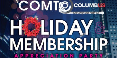COMTO Columbus Holiday & Membership Appreciation Party