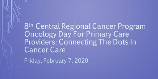 Oncology Day for Primary Care Providers