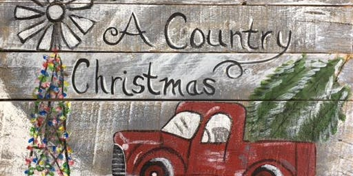 Canvas & Wine - December