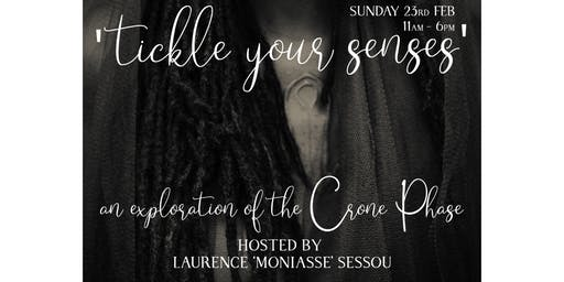 'Tickle Your Senses' Aromatherapy workshop 'The Crone Phase' (women only)