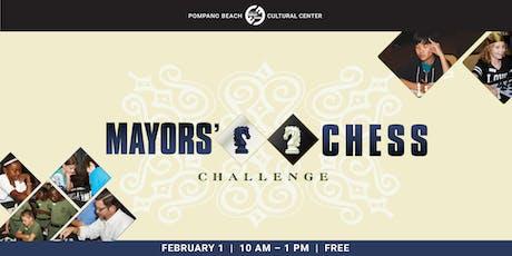 Mayor's Chess Challenge tickets