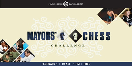 Mayor's Chess Challenge tickets