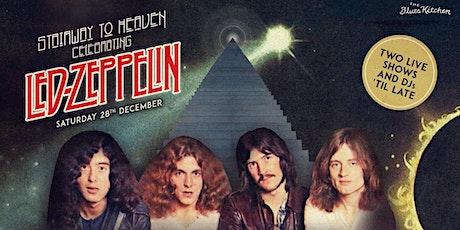 Whole Lotta love: Celebrating Led Zeppelin tickets