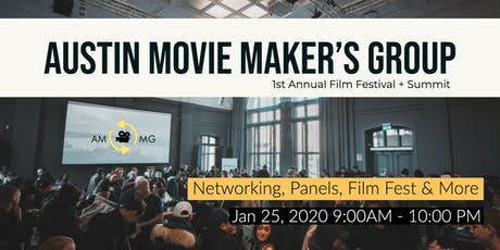 AMMG 1st Annual Film Festival + Summit tickets