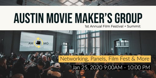 AMMG 1st Annual Film Festival + Summit