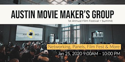 AMMG 1st Annual Film Festival + Summit