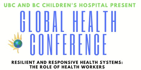 Global Health Conference 2020 tickets