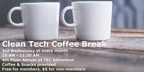 ACTia Clean Tech Coffee Break - Edmonton Panel Discussion Series tickets