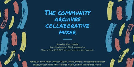 Community Archives Collaborative Mixer tickets