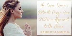 Cosmic Queen Creator's Retreat: Design 2020 in...