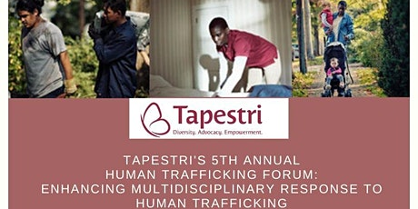 Tapestri's 5th Annual Human Trafficking Forum tickets