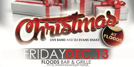 Christmas at Floods tickets