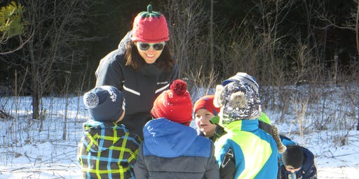 2020 Apps' Mill Nature Centre Winter Break Nature Adventure Days