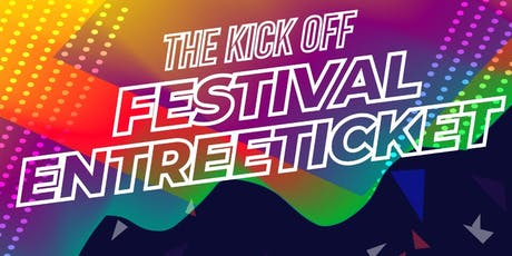 The Kick Off Festival 2020 tickets