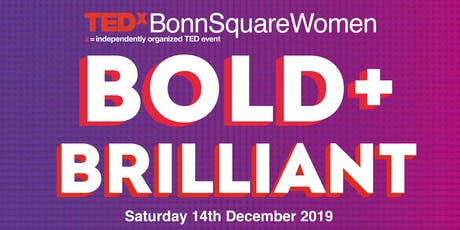 TEDxBonnSquare Women tickets