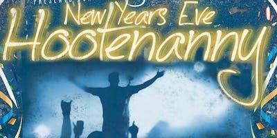 5th Annual New Year's Eve Hootenanny at Loretta's Last Call!