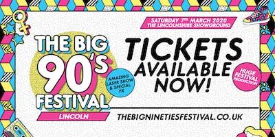The Big Nineties Festival - Lincoln