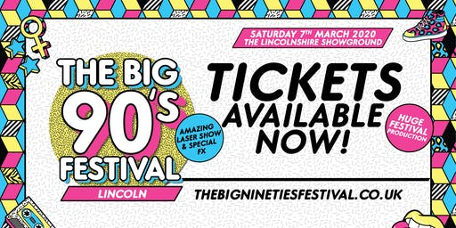 The Big Nineties Festival - Lincoln