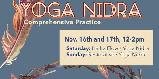 Yoga Nidra Comprehensive Practice w/ Cheri Neal
