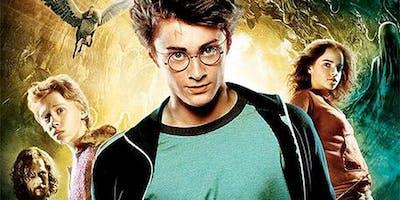 Harry Potter and the Prisoner of Azkaban: OUTDOOR CINEMA